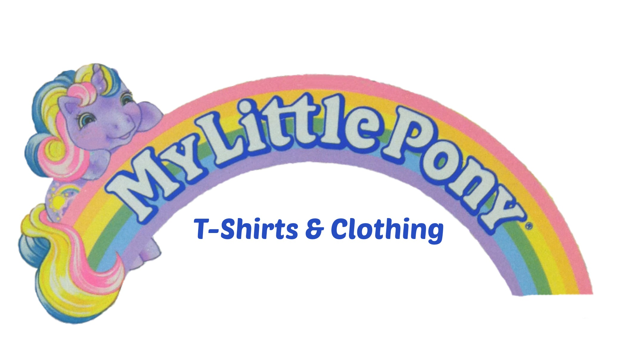 My Little Pony T-Shirts & Clothing